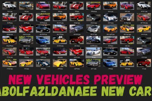 "Vehicle Preview for ""Abolfazldanaee Cars"""
