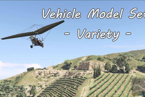 Vehicle Scenarios - Variety