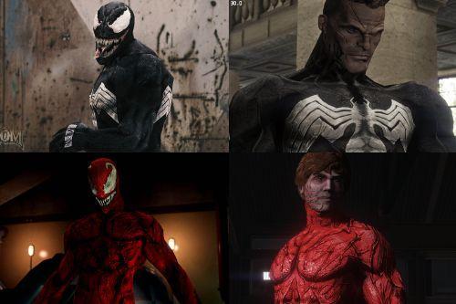 Venom & Carnage (MH) [Add-On Ped]