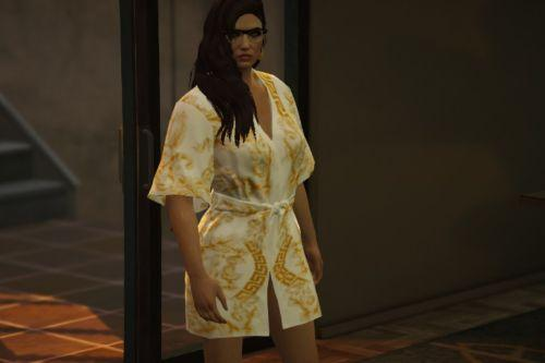 Versace bathrobe for MP Female