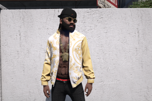 Versace Jacket (Without T-Shirt) Franklin