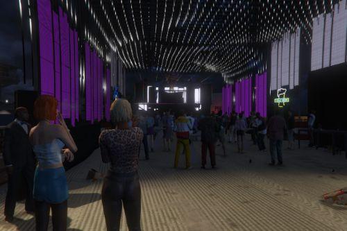 Vespucci Beach DJ Concert [MapEditor]