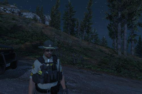 Vest EUP   Deputy Sheriff