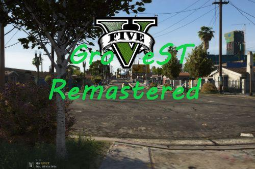 VGroveSt | Remastered | GTAV | FiveM Ready |