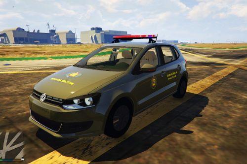 Viatura Brigada Militar Volkswagen Gol G6