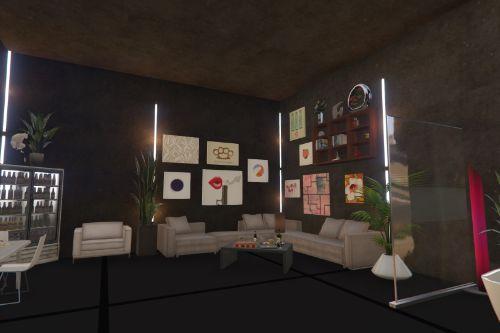 VIBE Small garage interior [Menyoo]