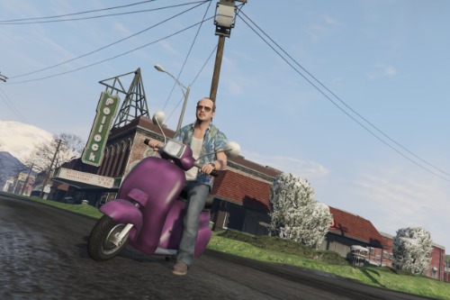 Vice City Faggio