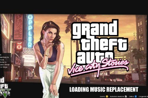 Vice City Stories Loading Music Replacement