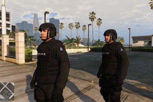Victoria Police Special Operations / SWAT