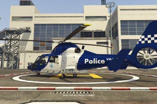 Victoria Police Helicopter Air495