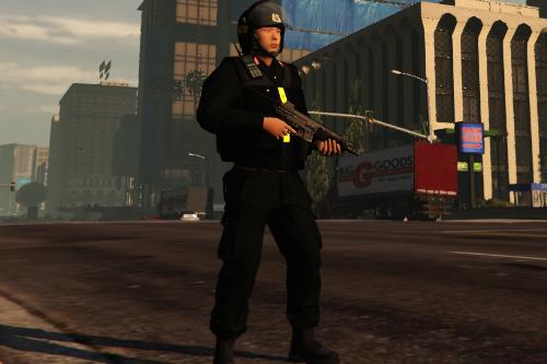 Vietnam People's Police