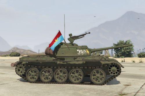 Vietnam's 'Tank 390' [Add-On]