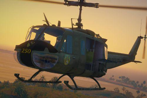UH-1D Iroquois Huey Skin Pack (Outdated & Discontinued)