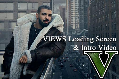 VIEWS Startup & Load Screen