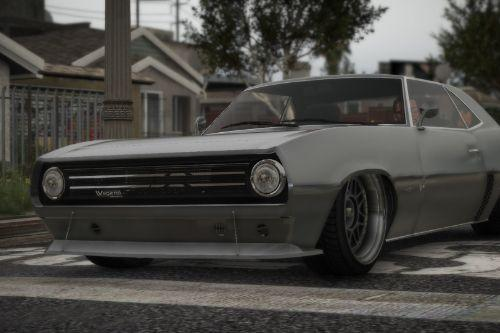 Vigero Restomod [Add-On]
