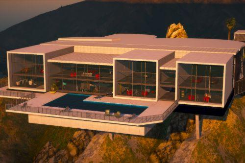 Villa for Businessman