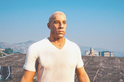 Vin Diesel [Add-On Ped / Replace]