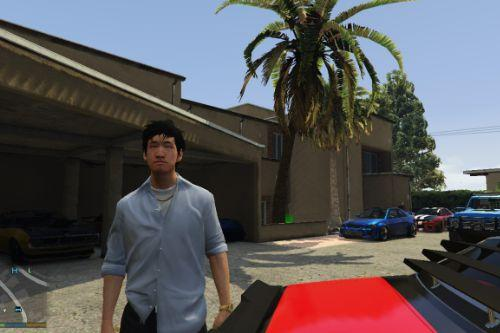 Vinewood Hills mansion garage (for SPG Reloaded)