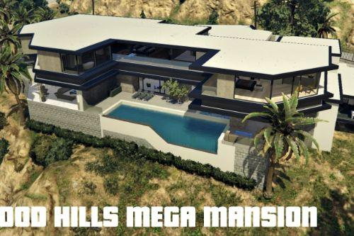 Vinewood Hills Mega Mansion [MapEditor]