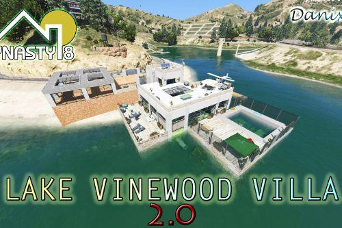 Lake Vinewood Villa [Map Builder]