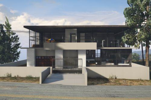 Vinewood Mansion [YMAP]