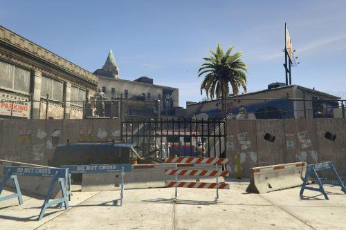 Vinewood Survival Base [Final Resistance Base]