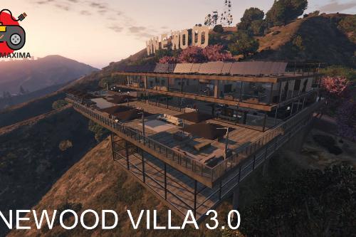 Vinewood Villa 3.0 [Menyoo / MapBuilder]