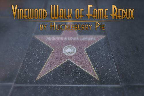 Vinewood Walk of Fame Redux