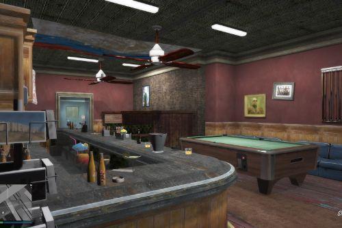 Vlad Club Interior (from gta iv)