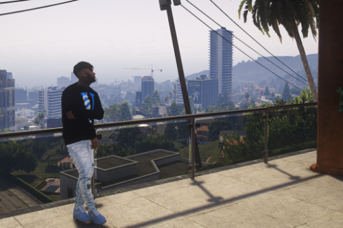 Vlone Sweater For Franklin