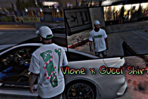 Vlone x Gucci Shirt