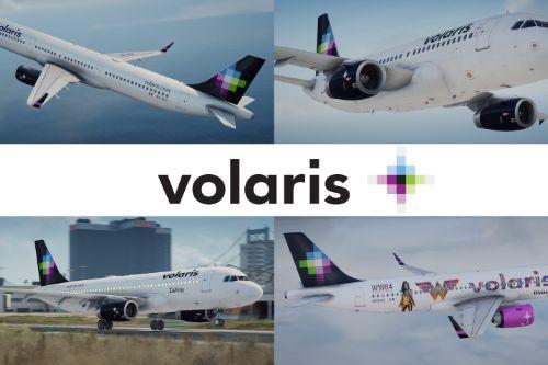 Volaris Pack | Airbus A320 Family