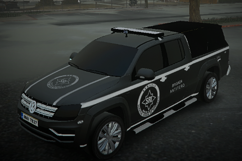 Volkswagen Amarok Brigada Anti-Tero [REPLACE]
