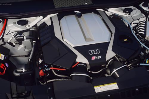 Volkswagen-Audi RS6 EA825 V8 Engine Sound [OIV Add-On / FiveM]
