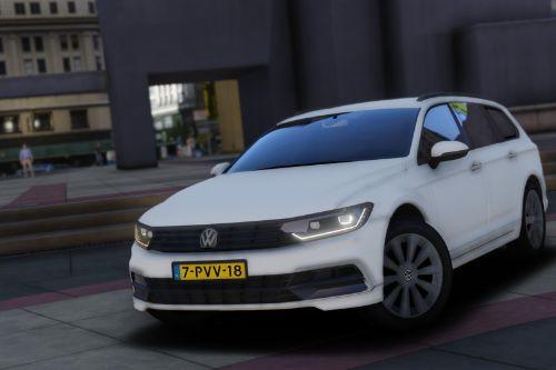 Volkswagen Passat B8 R-Line [Replace]