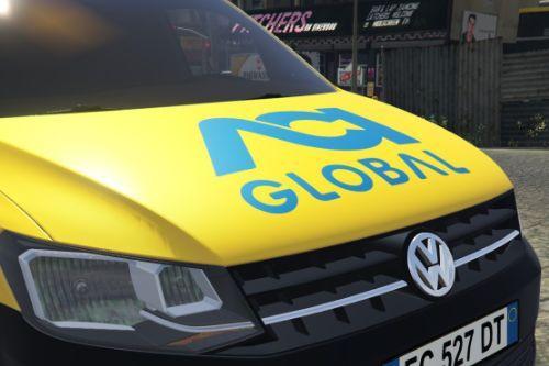 ACI - Soccorso Stradale (Volkswagen Caddy)