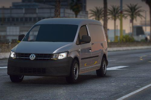 Volkswagen Caddy Maxi 2016 [Add-On | Unlocked]