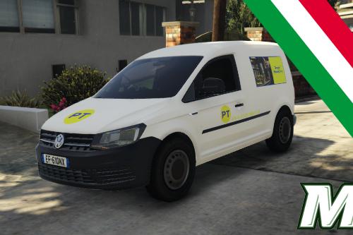 Volkswagen Caddy - Poste Italiane