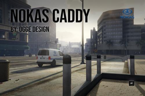 "Volkswagen Caddy TGI ""Nokas"""