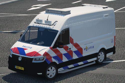 Volkswagen Crafter Police / Politie Forensische Opsporing [ELS / REPLACE]