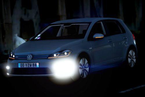 Volkswagen e-Golf - 2017 [Add-On]