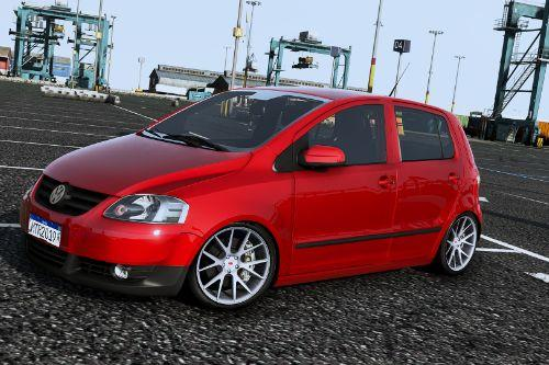 Volkswagen Fox 2008 [Add-On / FiveM | Tuning]