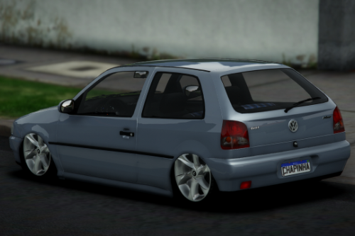 Volkswagen Gol G2 plus Turbo [Add-On]