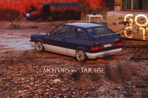 Volkswagen Gol GTI 89