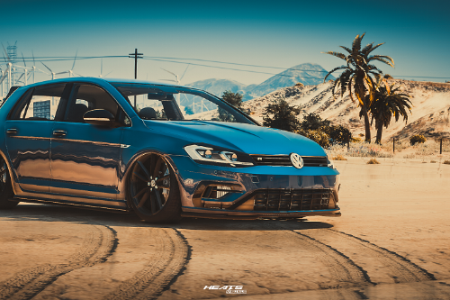Volkswagen Golf 7.5R 2018 [Add-On | Tuning | Template]