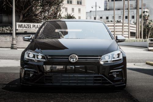 Volkswagen Golf 7.5R 2018 [Add-On | Template]