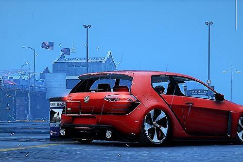 Volkswagen Golf Mk7 GTI Vision Design [Add-On / Replace]