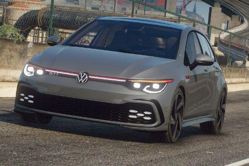 Volkswagen Golf 8 GTI [Add-On | Unlocked]