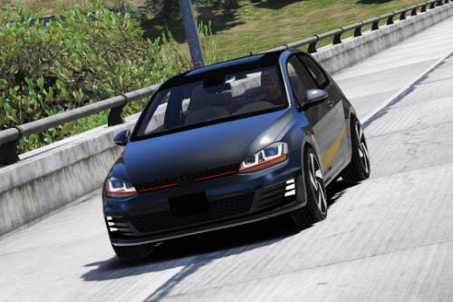 Volkswagen Golf GTI 2014 [Replace | Unlocked]