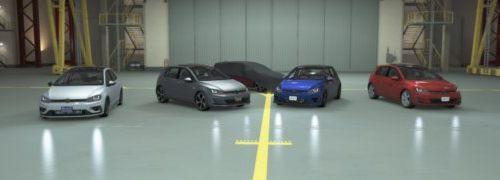 Volkswagen Golf GTI MK7 2015 handling (golfgti7)